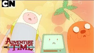 Adventure Time Storytime with BMO Cartoon Network