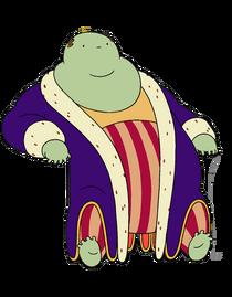 King hugeonchair