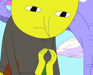 S4e20 Lemongrab's lemon heart