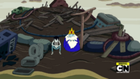 S07E13 Marceline and Ice King