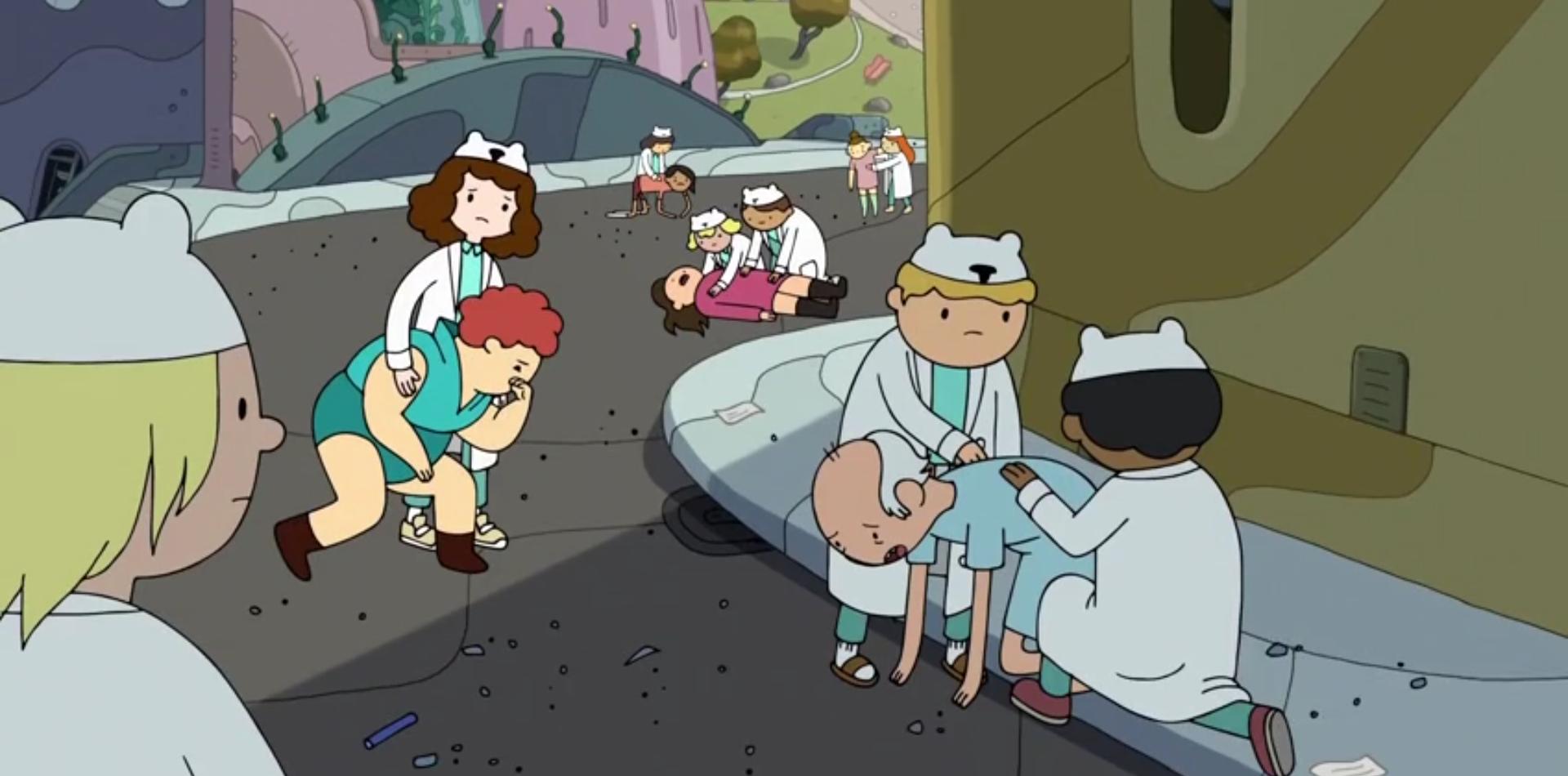 Helpers Adventure Time Wiki Fandom Powered By Wikia