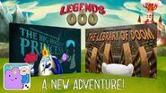 Legends of ooo update