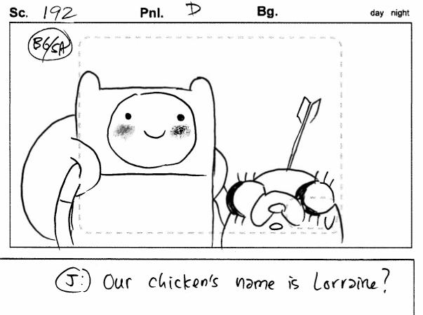 File:Our chicken's name is Lorraine.png
