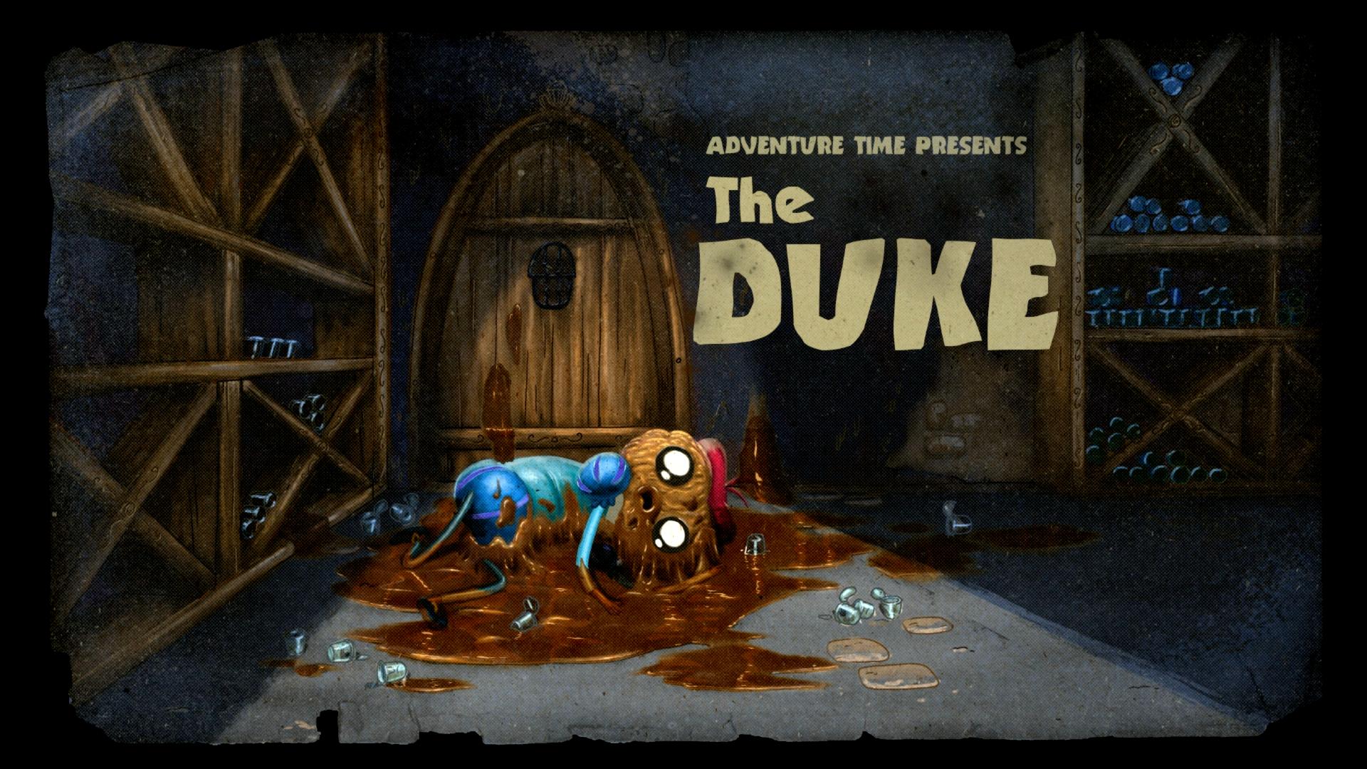 The Duke | Adventure Time Wiki | FANDOM powered by Wikia