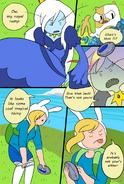 Snow bunny page 2