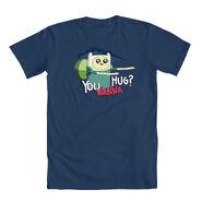 Finn t-shirt wanna hug