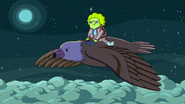 S6e20 Lemonhope riding bird