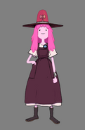 Blenanas concept art of Bubblegum by storyboard revisionist Charmaine Verhagen