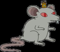 Rat King render