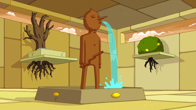 File:S4 E20 Castle Lemongrab fountain.PNG