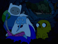 S7e21 ice king's photo album