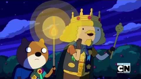 Adventure Time - The Lich Returns Speech (Clip) Gold Star