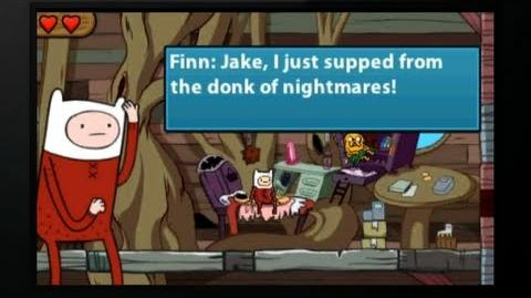 Adventure Time Gameplay