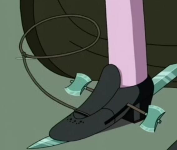 File:Fine Lady's shoe.png