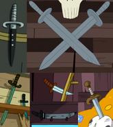 Loot Swords