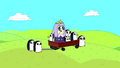 S1e17 Old Lady Princess in wagon with penguins.png