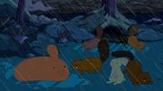 S6e20 Sea Lard with beavers and bunny