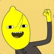 Lemongrab Smile