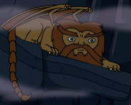 S7e33 Normal Size Manticore