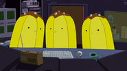 S6e20 Banana Guards
