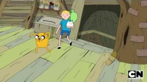 Adventure Time-Little Dude(Preview)