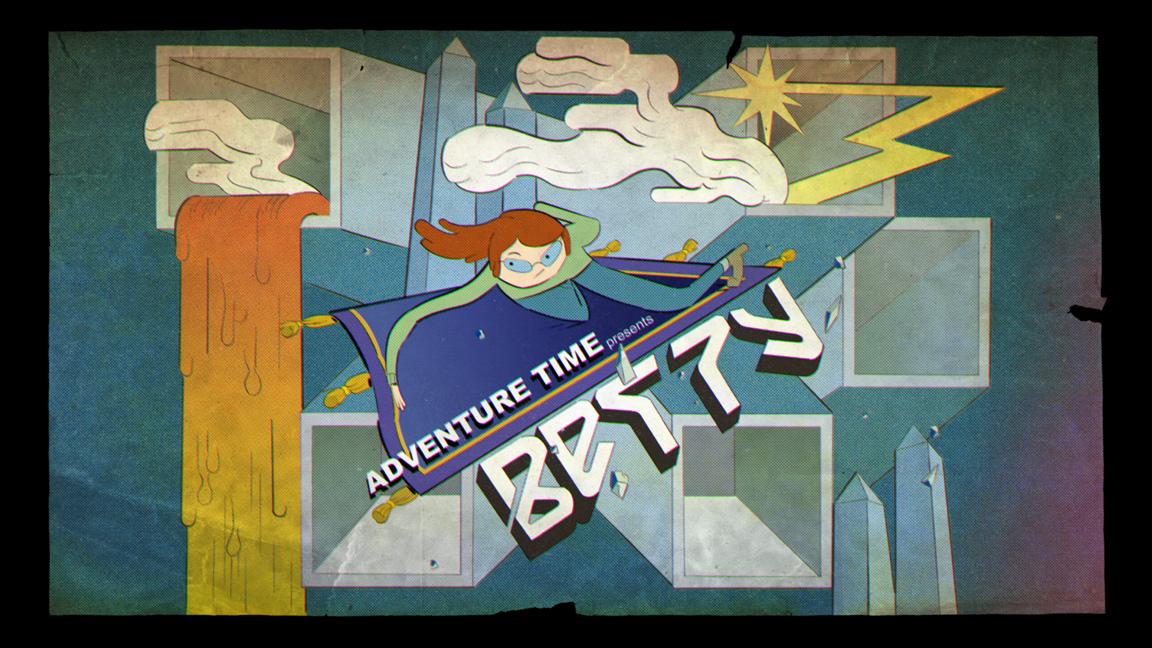Betty   Adventure Time Wiki   FANDOM powered by Wikia