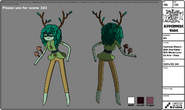 Huntress Wizard modelsheet(5)