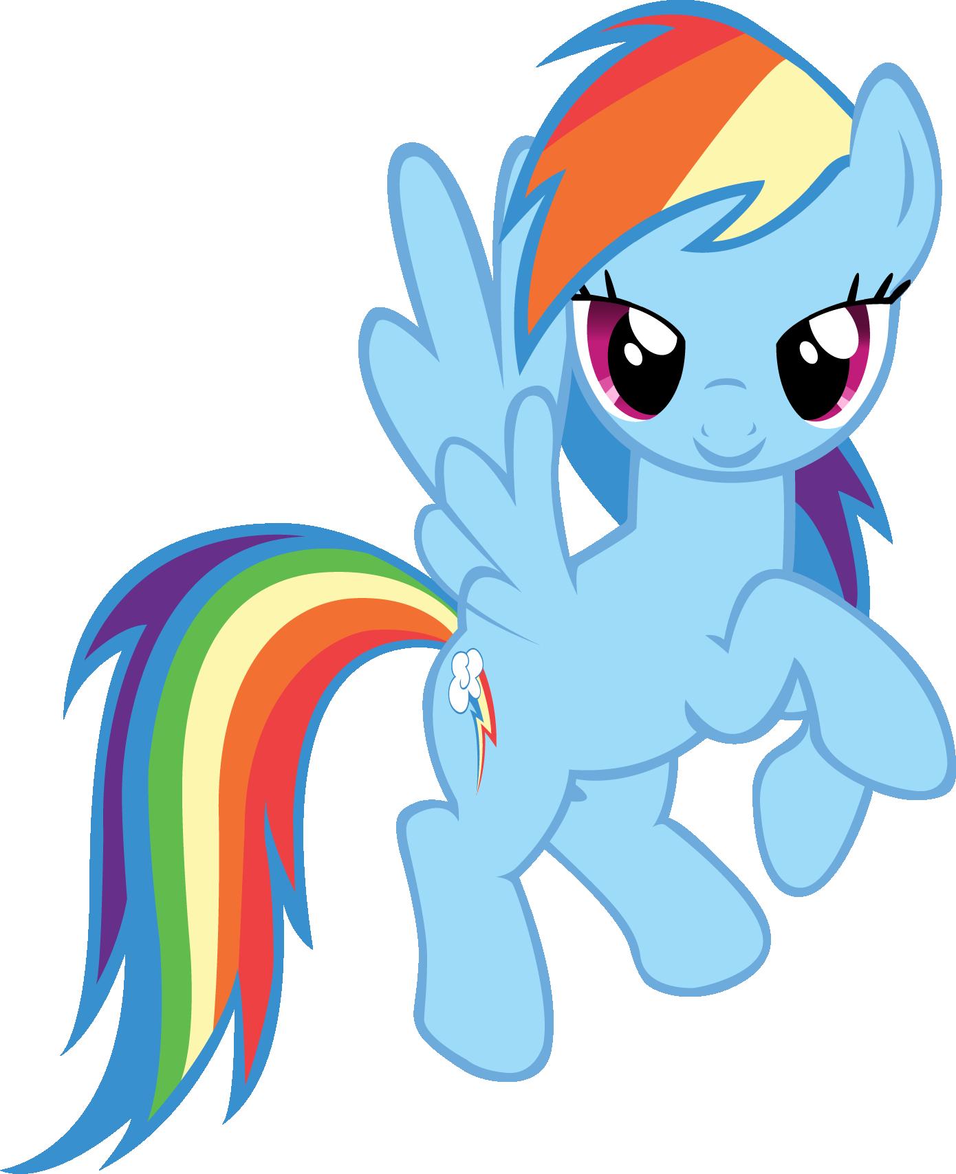 Image my little pony rainbow dash desktop 1390x1708 - My little pony wikia ...