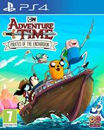 Adventure Time Pirates of the Enchiridion PS4 cover