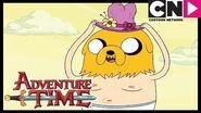 Adventure Time Season 2 The Witch's Garden (Clip) Cartoon Network