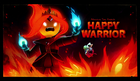Titlecard S8E21 happywarrior