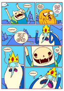Adventure time comic page 9