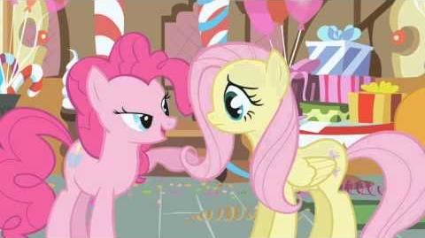 Fluttershy I'm A Year Older Than You