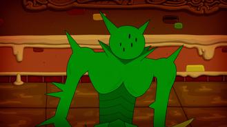 S9e12 The Green Knight