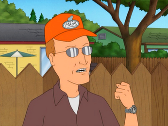 Dale-gribble 480 poster