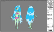 Modelsheet nymph1 withwaterhairefx