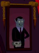 S4e5 Hunson with skull