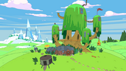 Adventure Time Pirates of the Enchiridion The video game version of the Tree Fort