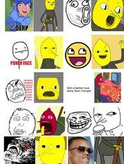 Earl Of Lemongrab Memes