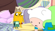 S5e16 Jake and BMO with Finn