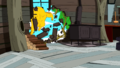 S5e27 Jakesuit breaking through wall.png