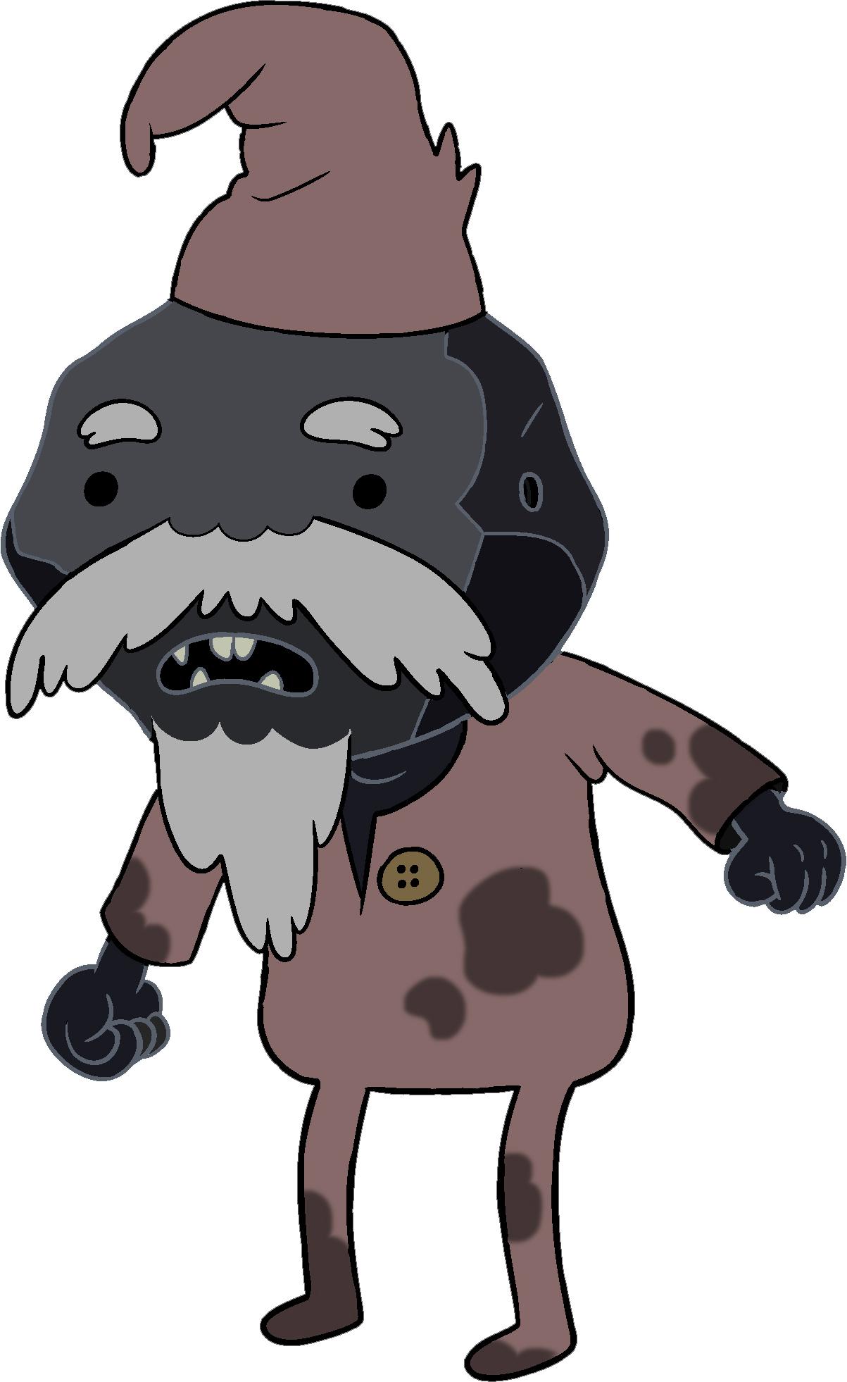Image coal mang adventure time wiki fandom powered by wikia coal mang biocorpaavc Gallery