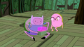 S3e25 Finn and Jake with holo-message player 3.png