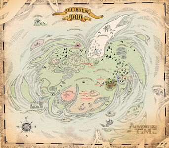 User blog:PrismosPickles/Making a Complete Map of Ooo?   Adventure ...
