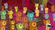 S2e21 bears cheering