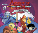 Adventure Time with Fionna and Cake Issue 1