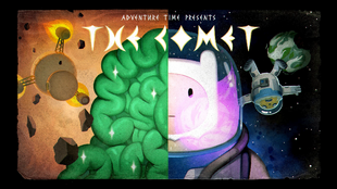 The Comet Adventure Time Wiki Fandom Powered By Wikia