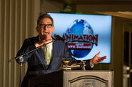 Tom Kenny hosts the Gala Awards
