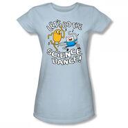 Science dance shirt