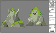 Modelsheet mountain2